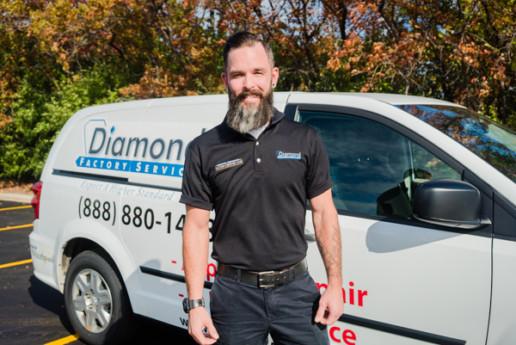 Cliff M, Home Appliance Service Tech