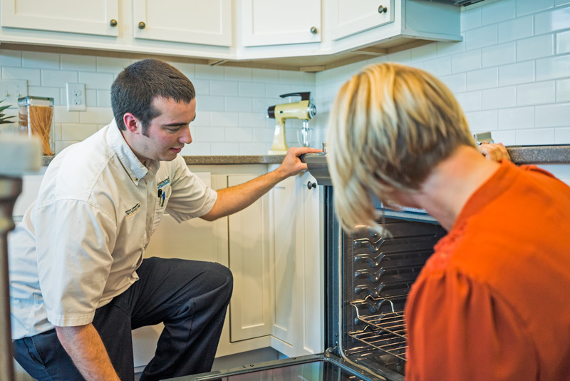 Stove Repair, Home Kitchen Appliance Repair Service