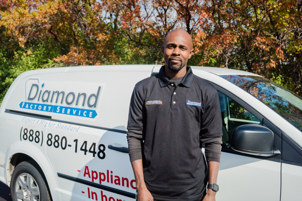 Marlon Jones, Appliance Service Tech