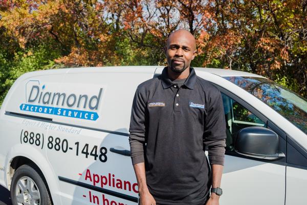 Marlon Jones, Appliance Service Tech