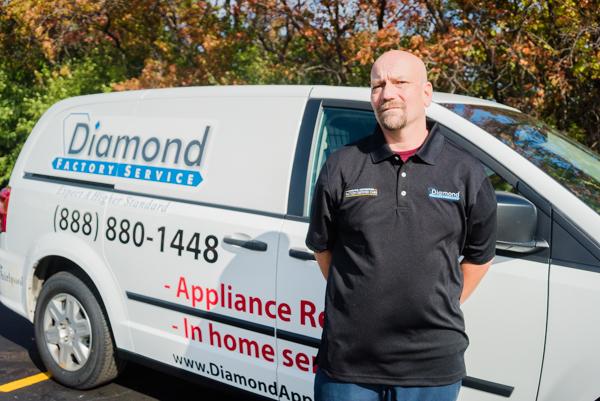 Wayne, Appliance Repair Service Tech